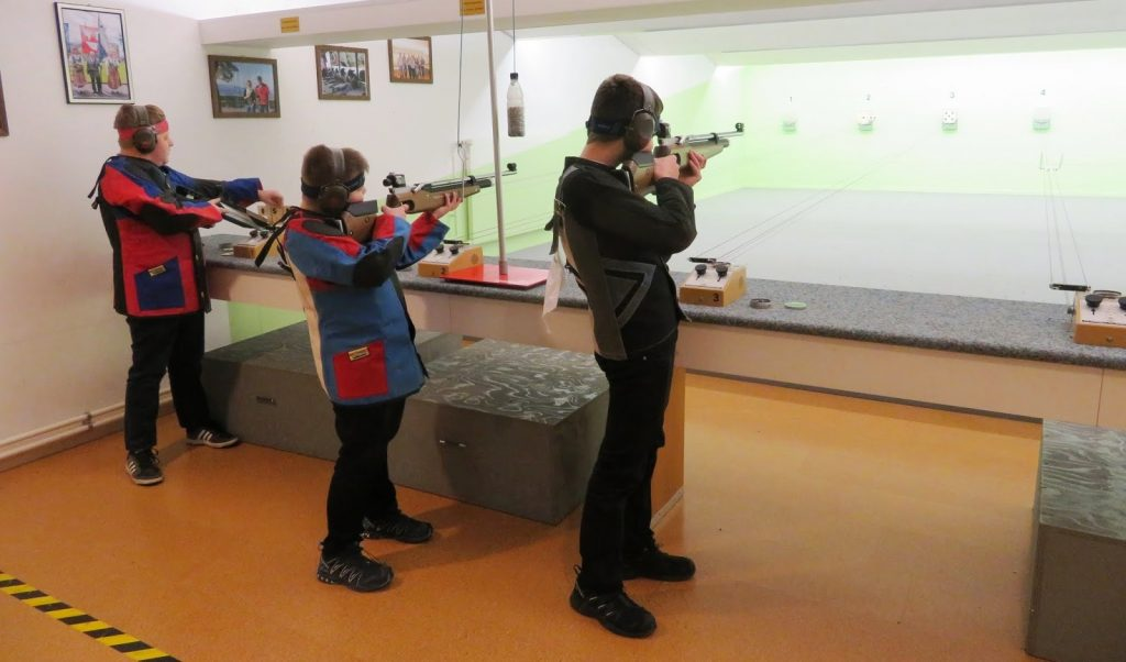 Jungschützen-Kurs